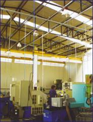 Redes, instalações, automação industrial