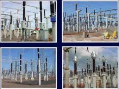 Montagem eletromecânica de sistema elétricos.