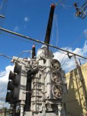 Instalação e comissionamento de equipamentos eléctricos