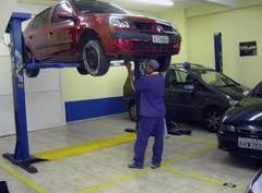 Reparação elétrico automotivo