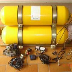 Instalação de kit GNV: