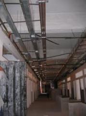 Projeto e instalação de serviços públicos