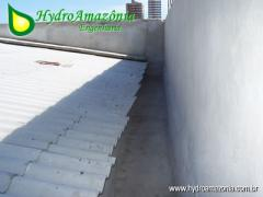 Impermeabilização de edifícios e estruturas