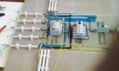 Trabalhos eléctricos