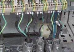 Manutenção de sistemas elétricos