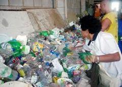 Reciclagem plasticos