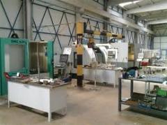 Reparação de máquinas e equipamentos