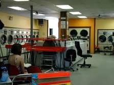 Os serviços de lavandaria para as organizações