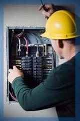 Montagem caixas eletricas