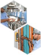 Manutenção Industrial Elétrica e de Instrumentação
