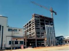 Obras Civis - Industriais