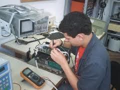 Reparação e manutenção de equipamentos de