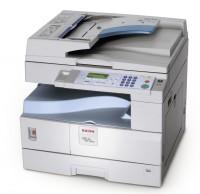 Impressoras coloridas e monocromáticas.