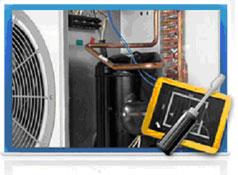 Instalação de ar condicionado e ventilação,
