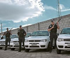 Seguranca e vigilancia armada