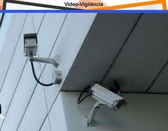 Circuito fechado de TV e CFTV digital.