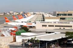 Carregamento e descarregamento de Aeronaves