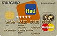 Cartão Itaú Múltiplo International