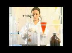 Laboratório de análises de água e de efluentes