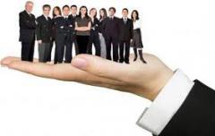 Consultas na area de pessoal