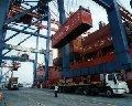 Operação portuária