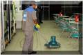 Limpeza centros comerciais