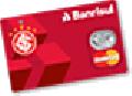 Banrisul MasterCard Standard Inter - Orgulho de ser colorado.