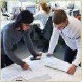 Suporte de engenharia para construção de vilas cottage.