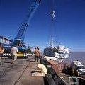 Обработка морских транспортных средств