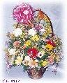 Cesta:  Flores do Campo (Entrega)