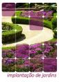Implantacao de jardins